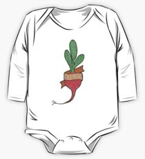Radish One Piece - Long Sleeve