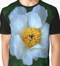 A peony Graphic T-Shirt