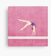 SUMMER GAMES / Artistic Gymnastics Canvas Print