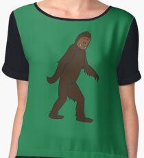 Bigfoot Chiffon Top