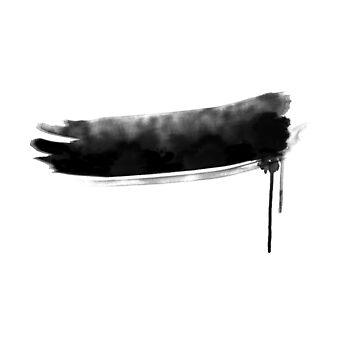 Paint it Black by untitled-five
