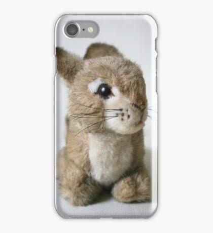 """Lil"""" Cuddly Rabbit iPhone Case/Skin"""