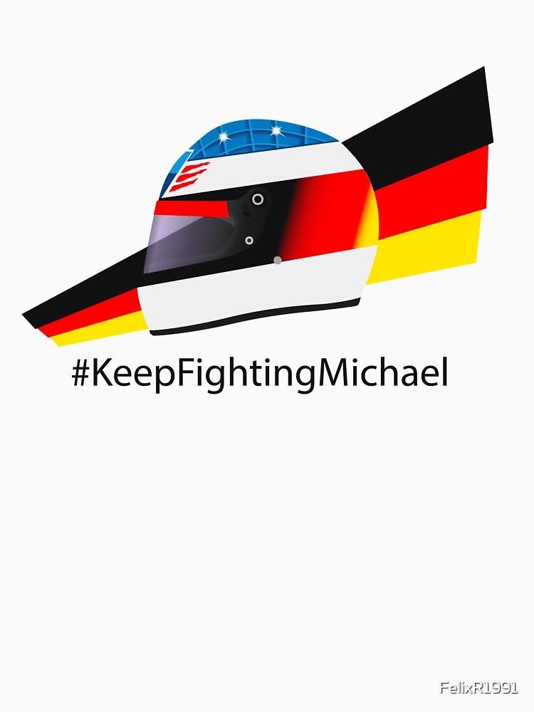Keep Fighting by FelixR1991