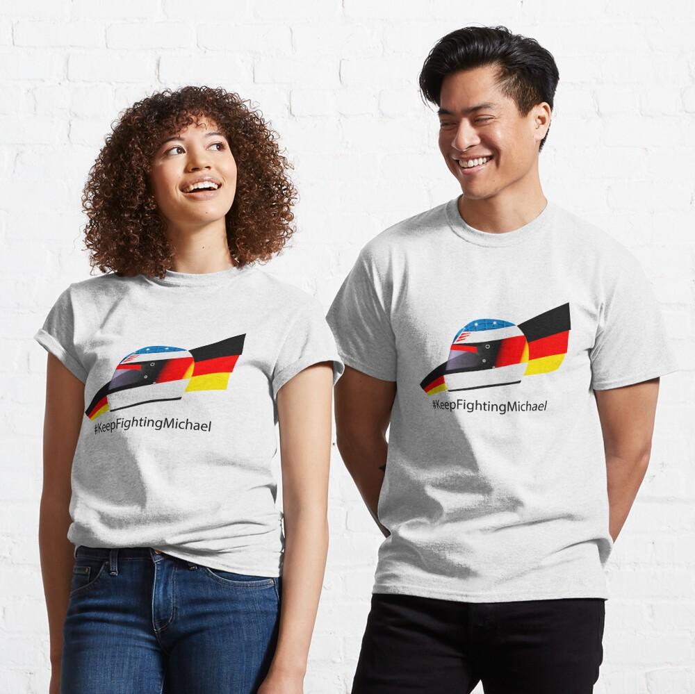 Keep Fighting Classic T-Shirt