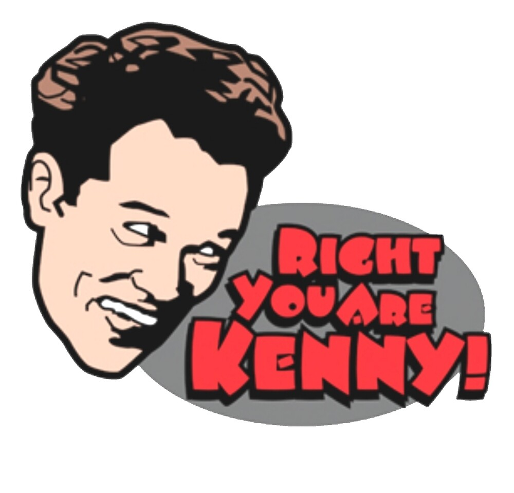Kenny Blankenship by scattles