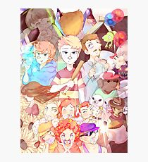 Mother 3 World Photographic Print