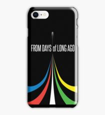 Five Lions - From Days of Long Ago (Voltron) iPhone Case/Skin