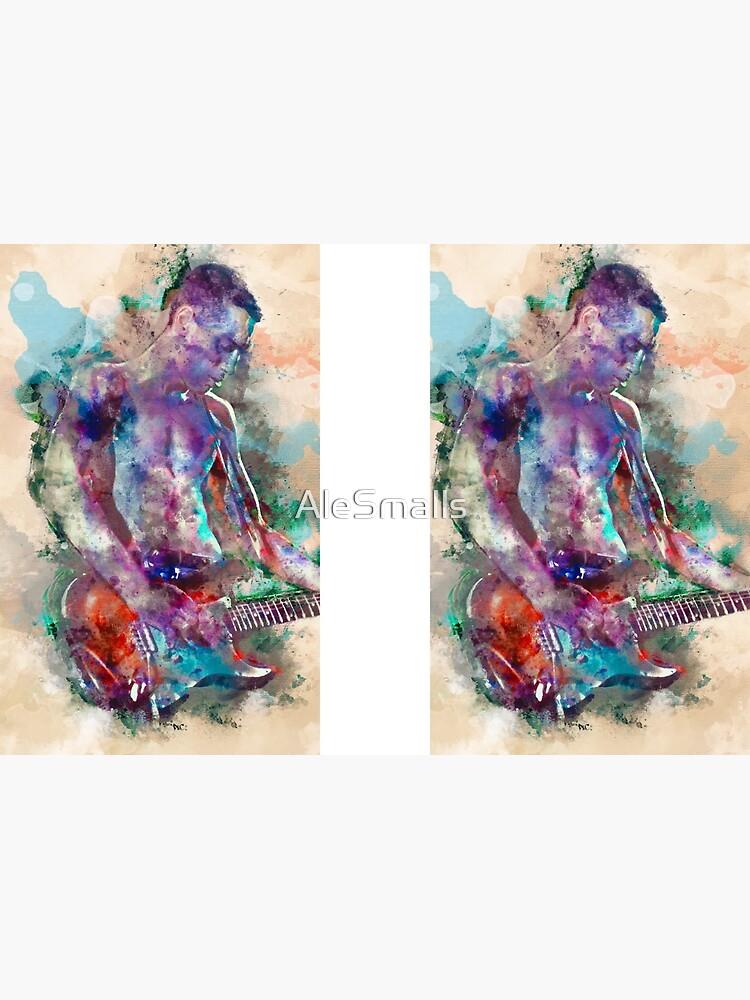 Guitar Boy by AleSmalls