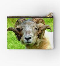 Head Gear! - Merino  - Sheep - NZ Studio Pouch