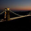 Clifton Suspension Bridge by Stuart Blackledge