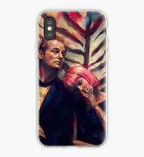 Distorted Lost in Translation Print iPhone Case