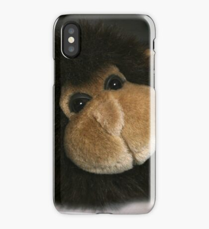 Plush Monkey Business iPhone Case/Skin