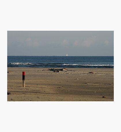 Beach View Photographic Print