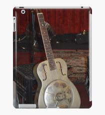 Matt Taylor's Guitar - Brisbane Gig iPad Case/Skin
