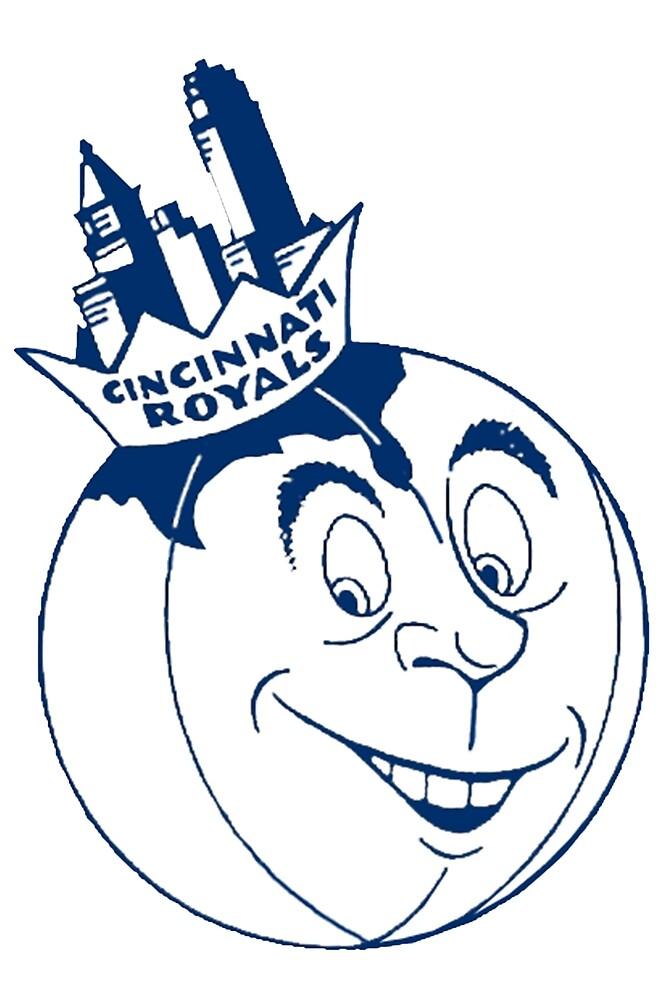 Cincinnati Royals by demumbrum93