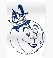 Cincinnati Royals Poster