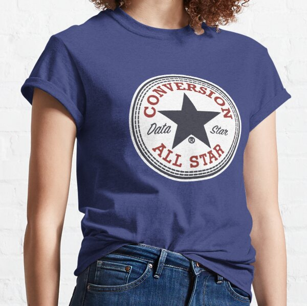 Data Conversion All Star Classic T-Shirt