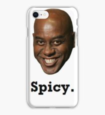 Spicy - Ainsley Harriott iPhone Case/Skin