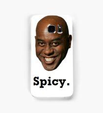 Spicy - Ainsley Harriott Samsung Galaxy Case/Skin