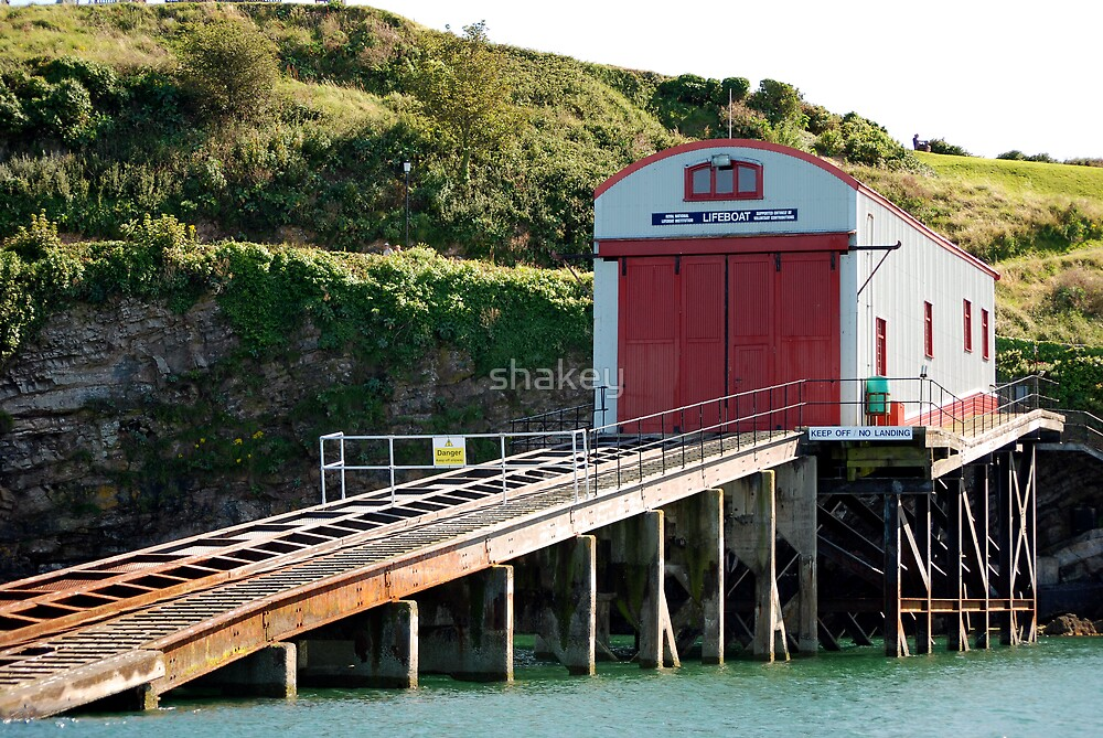 Life boat station by shakey
