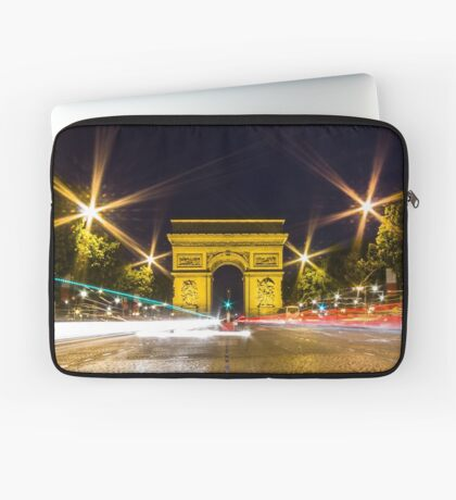 Arc De Triomphe 10 Laptop Sleeve