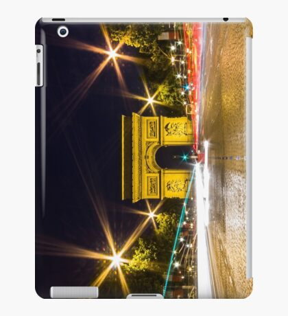 Arc De Triomphe 10 iPad Case/Skin