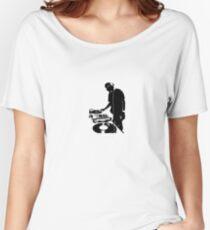 dj  Women's Relaxed Fit T-Shirt