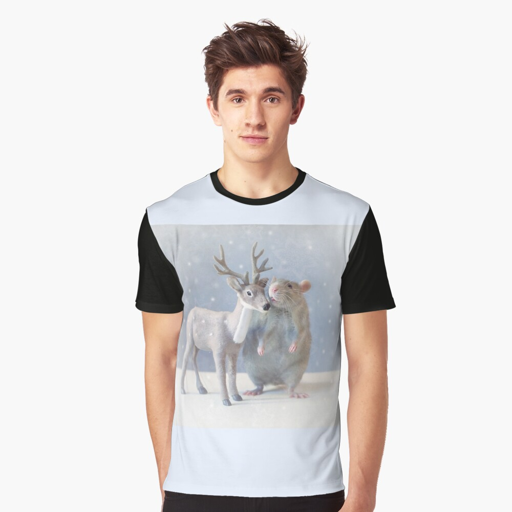 Winter time Graphic T-Shirt