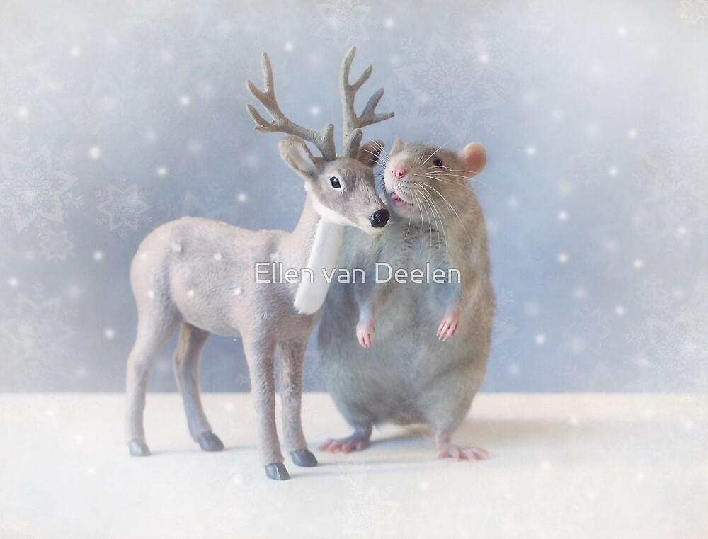 Winter time by Ellen van Deelen