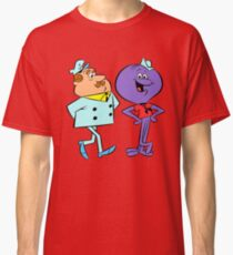 Squiddly Diddly, Secret Squirrel Show, Hanna-Barbera Cartoon Classic Classic T-Shirt