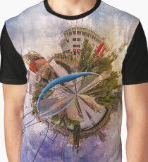 Riverside World Graphic T-Shirt