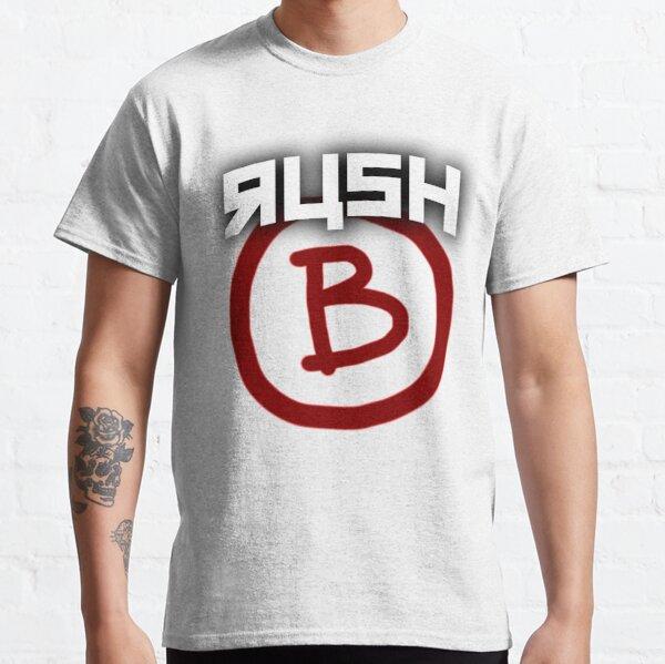 RUSH B - Counter Strike Classic T-Shirt