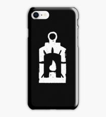 Mine Is In The Shop (White/NoText) iPhone Case/Skin