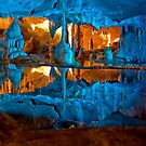 Crystal Cave by Stuart Blackledge