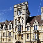 Balliol College, Broad Street, Oxford, England, United Kingdom. by Andrew Harker