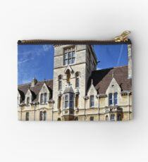 Balliol College, Broad Street, Oxford, England. Studio Pouch