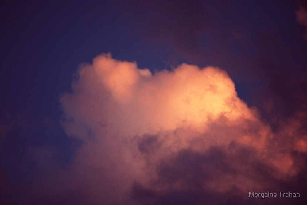 Clouds by Morgaine Trahan