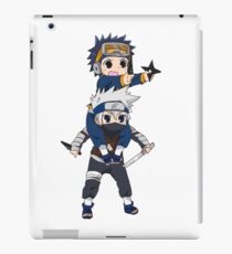 Kakashi Obito iPad Case/Skin