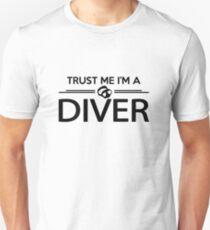Trust me I'm a diver T-Shirt