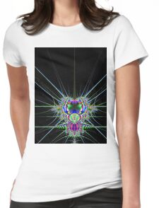 Hologram Womens Fitted T-Shirt