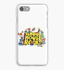 Schoolhouse Rock iPhone Case/Skin