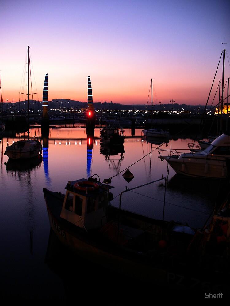 Harbour by Sherif