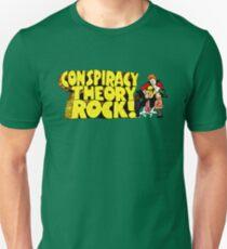 Schoolhouse Rock, Conspiracy theory  Unisex T-Shirt