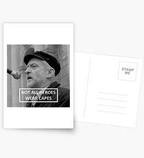 Jeremy Corbyn Hero Postcards