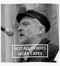 Jeremy Corbyn Hero Poster
