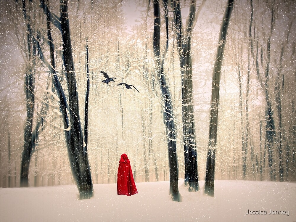 A Winter's Tale by Jessica Jenney