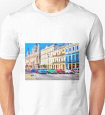 Wacky Races Havana Cuba  T-Shirt