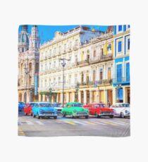 Wacky Races Havana Cuba  Scarf