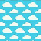 «Nubes esponjosas» de EuGeniaArt
