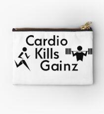 Cardio tötet Gainz Täschchen